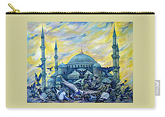 Turkey. Blue Mosque Carry-all Pouch