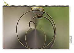 Wood Warbler Carry-all Pouch by Jouko Lehto