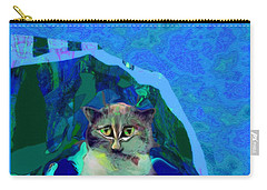 007 The Under Covers Cat Carry-all Pouch
