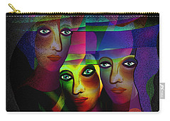 008   Sisters In Pride A Carry-all Pouch
