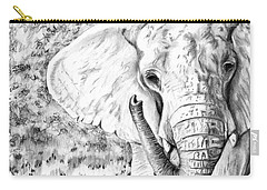01 Of 30 Elephant Carry-all Pouch