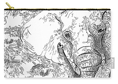 02 Of 30 Elephant Carry-all Pouch