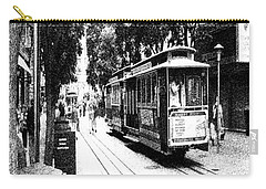 021016 San Francisco Trolly Carry-all Pouch by Garland Oldham