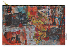 027 Abstract Thought Carry-all Pouch