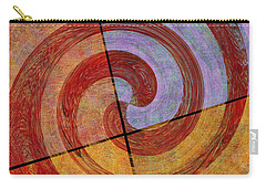 0581 Abstract Thought Carry-all Pouch