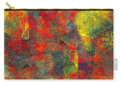 0786 Abstract Thought Carry-all Pouch