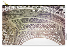 1889 Worlds Fair Entrance Carry-all Pouch