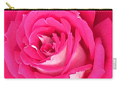 Bara Means Rose Carry-all Pouch