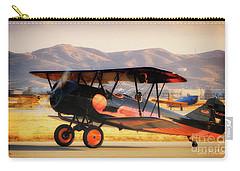 1926 Stearman Speedmail Carry-all Pouch