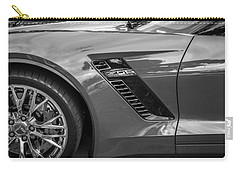 2015 Chevrolet Corvette Z06 Painted  Carry-all Pouch