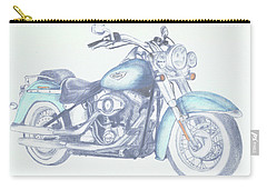 2015 Softail Carry-all Pouch by Terry Frederick