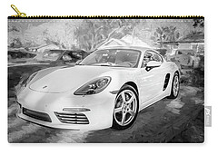 2017 Porsche Cayman 718 S  Bw    Carry-all Pouch