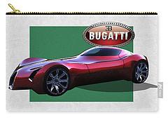 Bugatti Carry-All Pouches