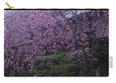 Shidarezakura Mean A Drooping Cherry Tree  Carry-all Pouch