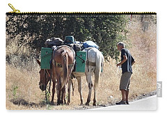 3 Mules Carry-all Pouch