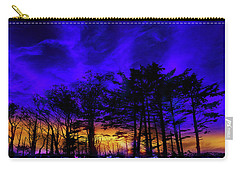 Carry-all Pouch featuring the photograph 4413 by Peter Holme III