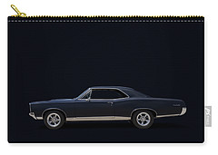 Muscle Car Carry-All Pouches