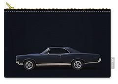 Pontiac Digital Art Carry-All Pouches