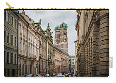 A Beautiful Look At The Frauenkirche Carry-all Pouch