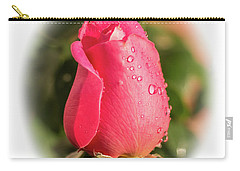 A Rose For Love Carry-all Pouch