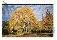 A Touch Of Autumn  Carry-all Pouch by Martina Fagan