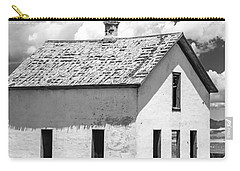 Carry-all Pouch featuring the photograph Abandoned by Colleen Coccia