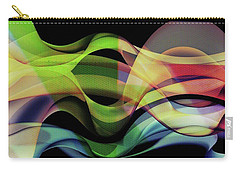 Abstract Photography Carry-all Pouch by Allen Beilschmidt