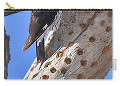 Acorn Woodpecker Carry-all Pouch