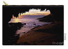 Admiral's  Arch Sunset Carry-all Pouch by Mike Dawson