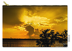 Carry-all Pouch featuring the photograph After The Storm by Betty LaRue