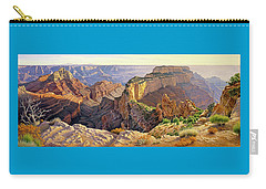 Afternoon-north Rim Carry-all Pouch