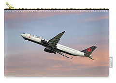 Air Canada Airbus A330-343  Carry-all Pouch