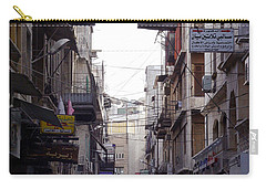 Aleppo Street01 Carry-all Pouch