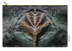 Alien Landscape Carry-all Pouch