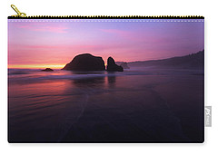 Carry-all Pouch featuring the photograph Allure by Dustin LeFevre