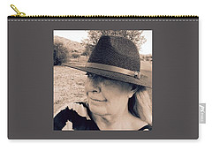 Carry-all Pouch featuring the photograph Almeria Spain August 2016 by Colette V Hera Guggenheim