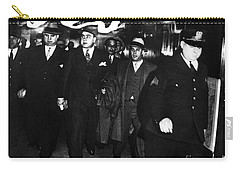 Alphonse Capone (1899-1947) Carry-all Pouch