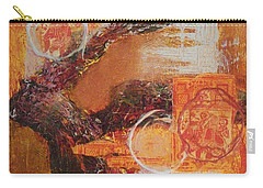 Amber Parade Carry-all Pouch