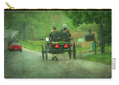 Amish Ladies Of Lancaster County Carry-all Pouch