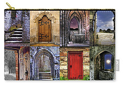 Ancient Doorways Carry-all Pouch