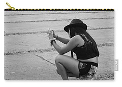 Carry-all Pouch featuring the photograph Angle by Beto Machado