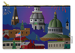 Annapolis Holiday Carry-all Pouch