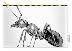 Ant Carry-all Pouch by Greg Joens