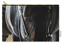 Equestrian Carry-All Pouches