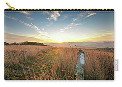 Appalachian Trail Sunrise Carry-all Pouch