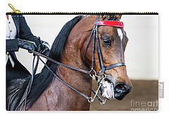 Arabian Show Horse 5 Carry-all Pouch
