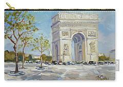 Arc De Triomphe, Paris Carry-all Pouch