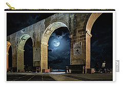 Arched Moon Carry-all Pouch
