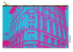 Archtectural Building Carry-all Pouch