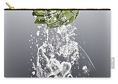 Artichoke Splash Carry-all Pouch